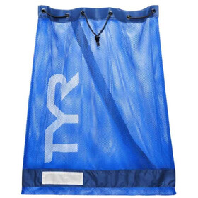 TYR Mesh Equipment Sac, royal